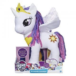 My Little Pony Létající poník s křídly - 2 druhy