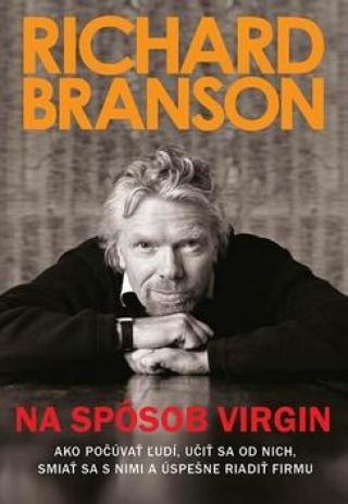 Na spôsob Virgin - Branson Richard