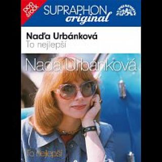 Naďa Urbánková – To nejlepší / Supraphon - Original CD
