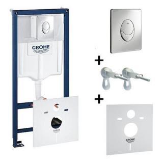 Nádržka do lehké stěny k WC Grohe Rapid SL 38750001