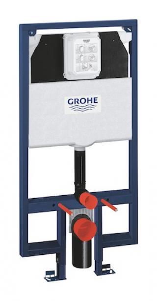 Nádržka do lehké stěny k WC Grohe Rapid SL 38994000
