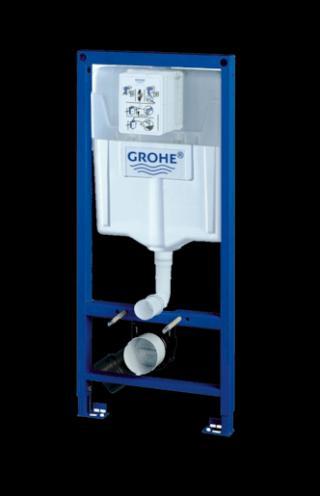 Nádržka do lehké stěny k WC Grohe Rapid SL 39002000