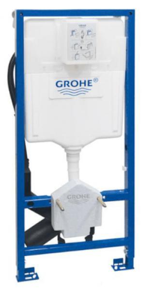 Nádržka do lehké stěny k WC Grohe Rapid SL 39112001
