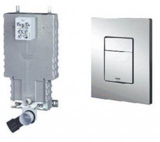 Nádržka pro zazdění k WC Grohe Uniset 38825000