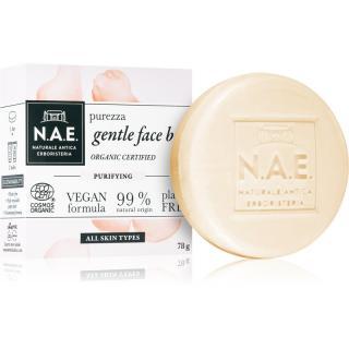 N.A.E. Purezza čisticí tuhé mýdlo na obličej 78 g dámské 78 g