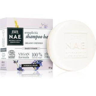 N.A.E. Semplicita organický tuhý šampon 85 g dámské 85 g