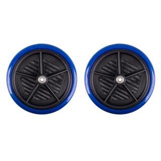 Náhradní kolečko pro koloběžku 200 mm modrá