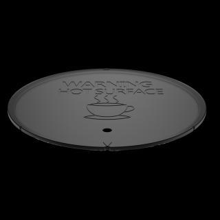 Náhradní silikonové víčko Sealpod pro nerezovou kapsli Dolce Gusto ®