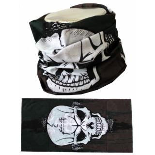 Nákrčník Mthdr Scarf Skull
