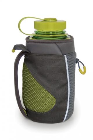 Nalgene Handlheld Green/grey šedá