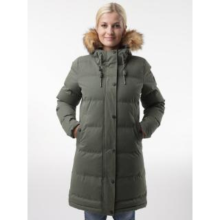 NANNA womens coat for the city green dámské XL