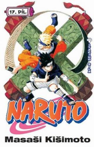 Naruto 17 Itačiho síla - Masaši Kišimoto