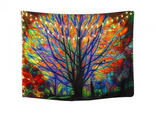 Nástěnná tapiserie se stromem Velikost: S