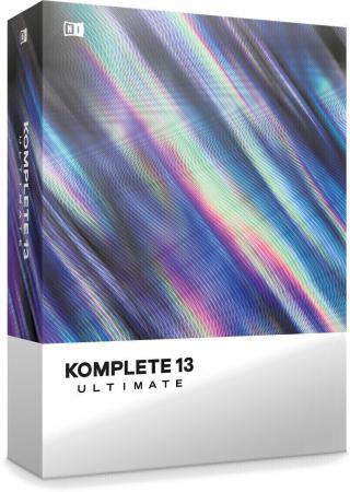 Native Instruments KOMPLETE 13 ULTIMATE UPD