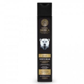 Natura Siberica Osvěžující pánský sprchový gel Men White Bear  250 ml