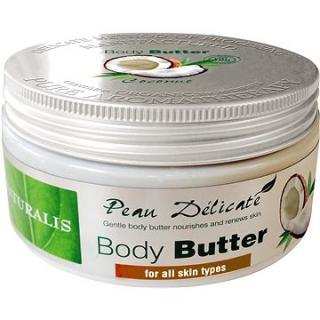 NATURALIS Tělové máslo Coconut 300 g