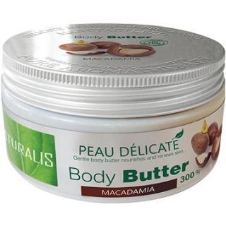 NATURALIS Tělové máslo Macadamia 300 g