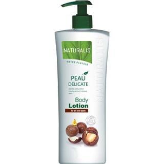 NATURALIS Tělové mléko Macadamia 500 ml