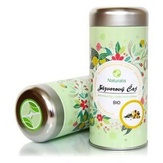 Naturalis Zázvorový Čaj BIO 70 g