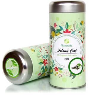 Naturalis Zelený Čaj BIO 70g