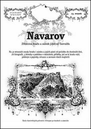 Navarov -- Zřícenina hradu a zámek jižně od Tanvaldu