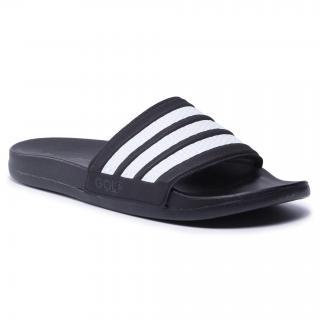 Nazouváky adidas - Adilette Comfort FZ0948 Cblack/Ttwwht/Cblack pánské Černá 39