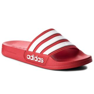 Nazouváky adidas - adilette Shower AQ1705 Scarle/Ftwwht/Scarle dámské Červená 43