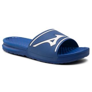 Nazouváky MIZUNO - Relax Slide 2 11GJ202027 Blue/White pánské Modrá XL