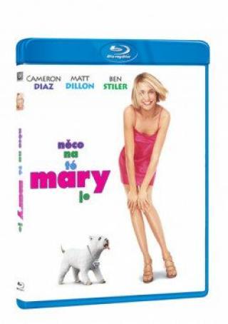 Něco na té Mary je - BLU-RAY