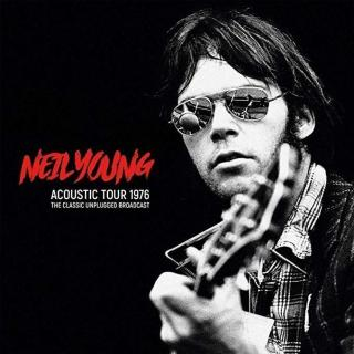 Neil Young Acoustic Tour 1976  Black