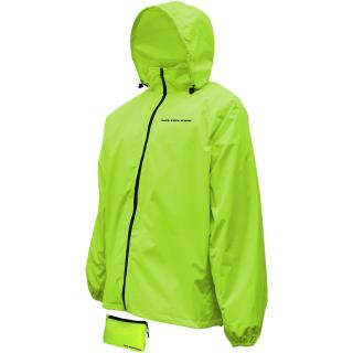 Nelson Rigg Rain Jacket Compact High Visibility L Yellow L