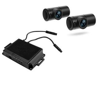 Neoline Palubní kamera do auta, 2-kanálová s parkovacím režimem a GPS a WiFi  X53