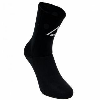 Neoprenové Ponožky Agama Sigma 5 Mm  Černá  40/41 40/41