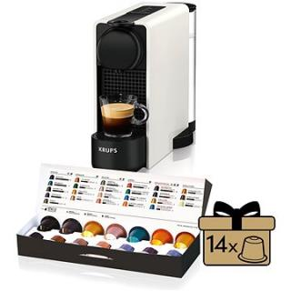 Nespresso Krups XN510110 Essenza Plus White