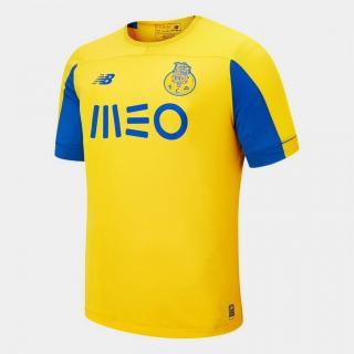 New Balance FC Porto Short Sleeve T Shirt Other S