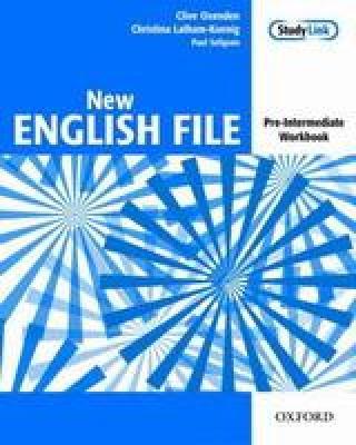 New English file preintermediate Workbook   CD ROM pack