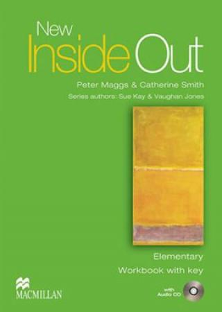 New Inside Out Elementary: Workbook    Audio CD Pack - Peter Maggs, Catherine Smith