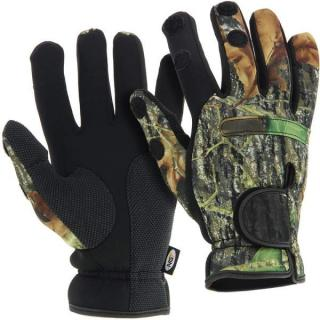 Ngt neoprénové rukavice camo gloves-velikost xl