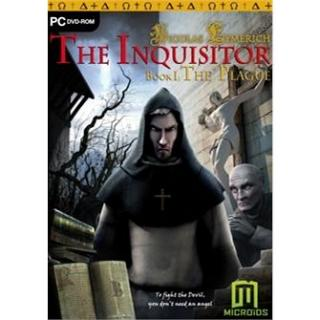 Nicolas Eymerich - The Inquisitor - Book I: The Plague  DIGITAL