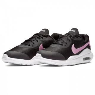 Nike Air Max Oketo Big Kids Shoe dámské Black 36.5