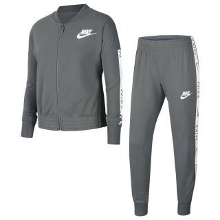 Nike Sportswear Tracksuit Junior Girls dámské Other 7-8 Y