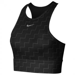 Nike Swoosh Medium-Support 1-Piece Pad Sports Bra Ladies dámské Other XS