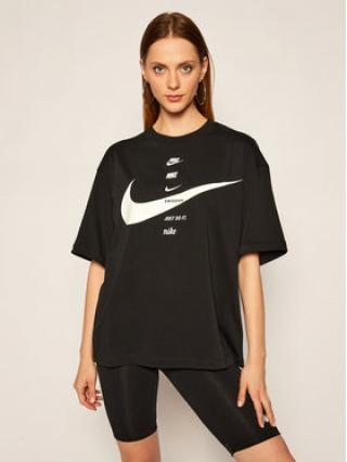 Nike T-Shirt Sportswear CU5682 Černá Oversize dámské S