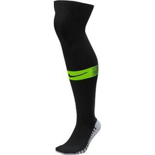 Nike Team MatchFit Over the Calf, černá/zelená