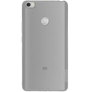 Nillkin Nature silikonové pouzdro pro Xiaomi Mi Max šedé