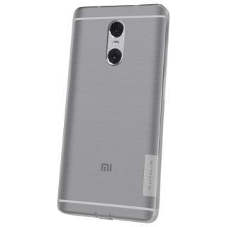 Nillkin Nature silikonové pouzdro pro Xiaomi Redmi Pro, Grey