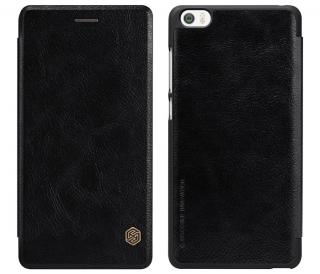 Nillkin Qin flipové pouzdro Apple iPhone XS Max, black