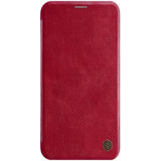 Nillkin Qin flipové pouzdro pro Apple iPhone 11, red