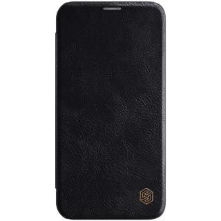 Nillkin Qin flipové pouzdro pro Apple iPhone 12 Pro Max black