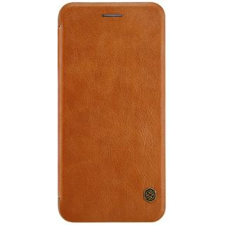 Nillkin Qin flipové pouzdro pro Apple iPhone 7 Plus / 8 Plus brown